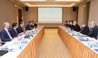 """""""Azərbaycan Hava Yolları"""" QSC-nin Müşahidə Şurasının ilk iclası keçirilib"""